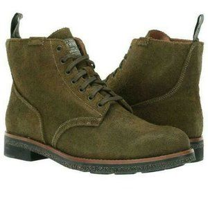 Polo Ralph Lauren Country Men's Boots Army Green